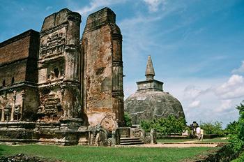 Resa till Sri Lanka