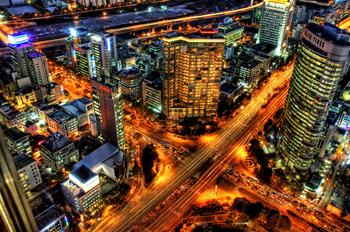 Resa till Sydkorea