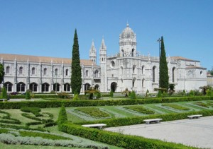 hieronymiternas-kloster