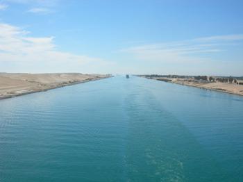 Suezkanalen
